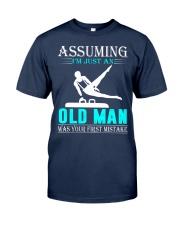 Gymnastics old man Classic T-Shirt thumbnail
