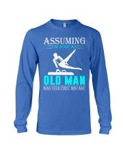 Gymnastics old man Long Sleeve Tee thumbnail