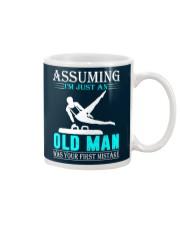 Gymnastics old man Mug thumbnail