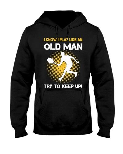 old man tennis