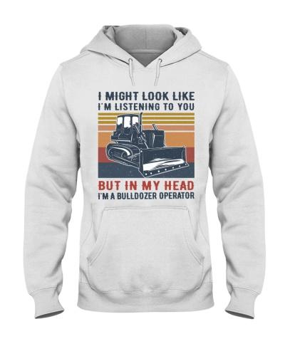 bulldozer in my head vintage