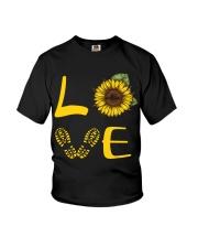 Love hiking Youth T-Shirt thumbnail