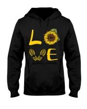 Love hiking Hooded Sweatshirt front