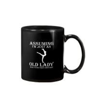Gymnastics lady - s001 Mug thumbnail