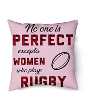 """Rugby perfect Indoor Pillow - 16"""" x 16"""" thumbnail"""