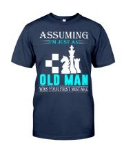 chess old man Classic T-Shirt thumbnail