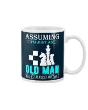 chess old man Mug thumbnail