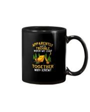 camping torgether Mug thumbnail