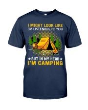 camping in my head Classic T-Shirt thumbnail