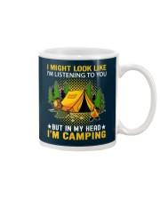 camping in my head Mug thumbnail
