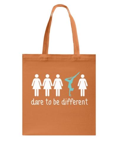 dare to be different-gymnastics