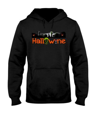 wine hallowen