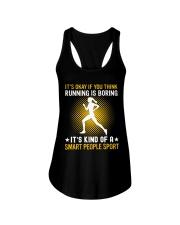 running smart sport lady Ladies Flowy Tank thumbnail