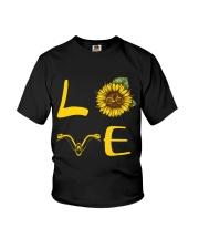 Love bike Youth T-Shirt thumbnail