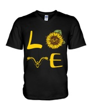 Love bike V-Neck T-Shirt thumbnail