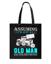 micro sprint car old man n002 Tote Bag thumbnail