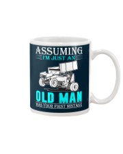 micro sprint car old man n002 Mug thumbnail