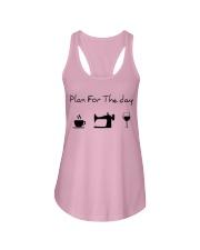 Plan fot the day sewing Ladies Flowy Tank thumbnail
