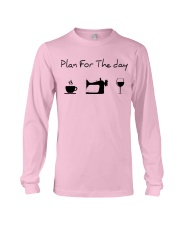 Plan fot the day sewing Long Sleeve Tee thumbnail