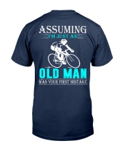 cycling old man Classic T-Shirt thumbnail
