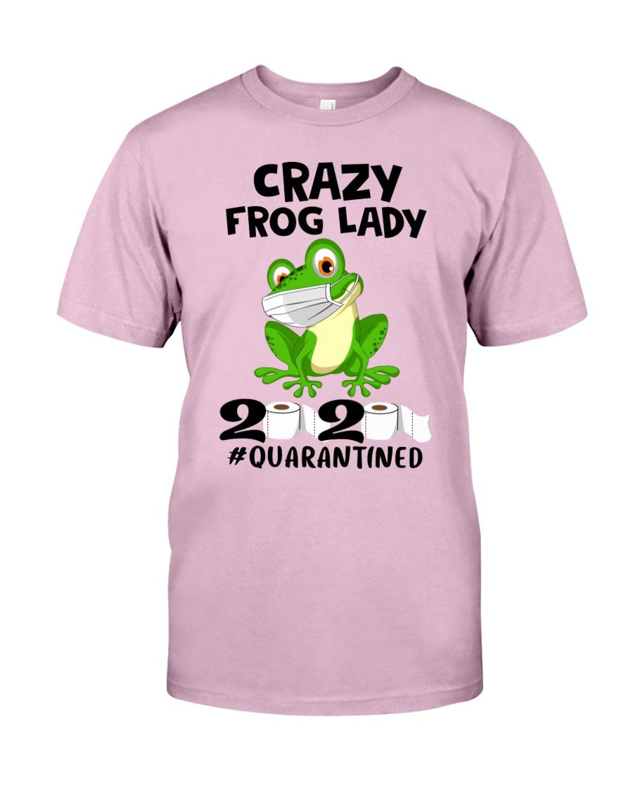 frog lady Classic T-Shirt