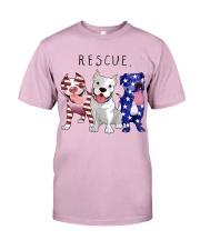 Rescue Pitties Classic T-Shirt thumbnail