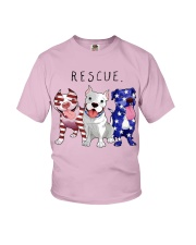 Rescue Pitties Youth T-Shirt thumbnail