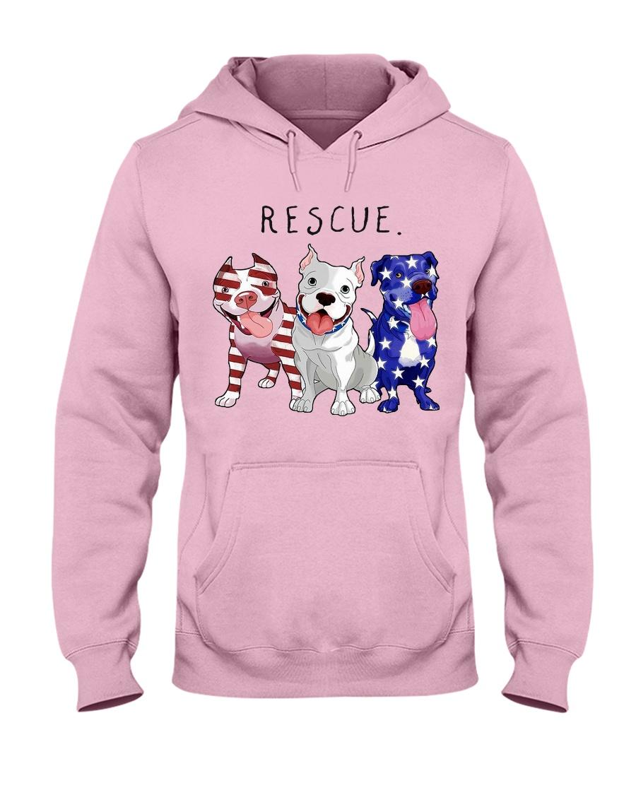 Rescue Pitties Hooded Sweatshirt