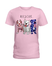 Rescue Pitties Ladies T-Shirt thumbnail