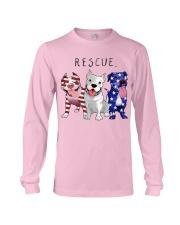 Rescue Pitties Long Sleeve Tee thumbnail