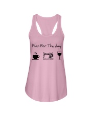 Plan for the day sewing Ladies Flowy Tank thumbnail