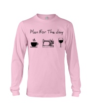 Plan for the day sewing Long Sleeve Tee thumbnail