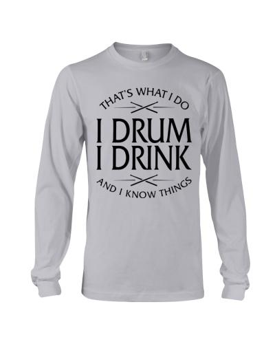 drummer i do