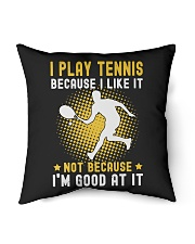 i like tennis Indoor Pillow tile