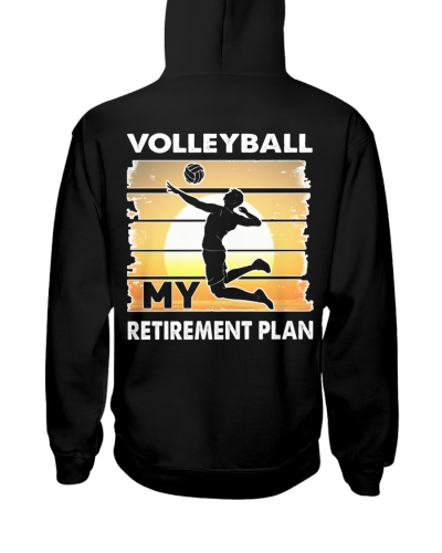retirement plan volleyball