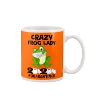 frog lady Mug thumbnail