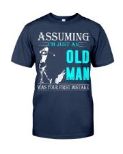 golf old man Classic T-Shirt thumbnail