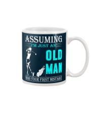 golf old man Mug thumbnail