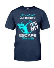 Volleyball hobby lady Classic T-Shirt thumbnail