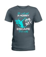 Volleyball hobby lady Ladies T-Shirt thumbnail