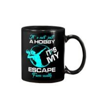 Volleyball hobby lady Mug thumbnail
