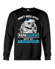 papasaurus Crewneck Sweatshirt thumbnail
