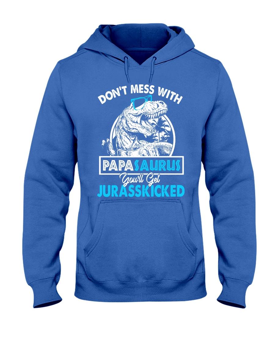 papasaurus Hooded Sweatshirt