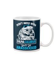 papasaurus Mug thumbnail