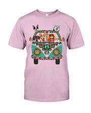 Desert Highway - n002 Classic T-Shirt thumbnail