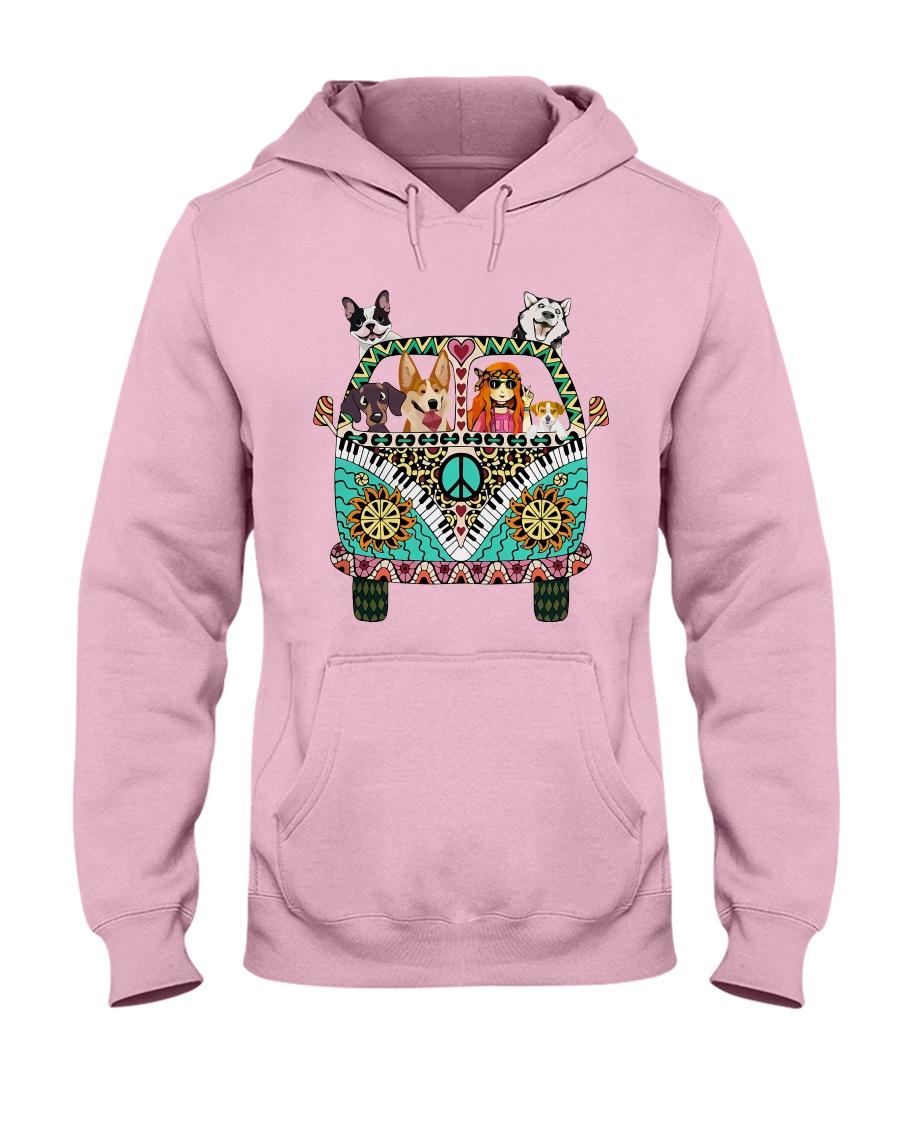 Desert Highway - n002 Hooded Sweatshirt