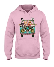 Desert Highway - n002 Hooded Sweatshirt front