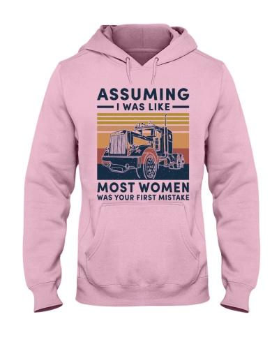 truck assuming like most women