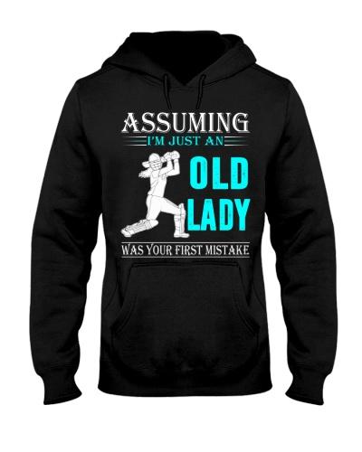 cricket old lady
