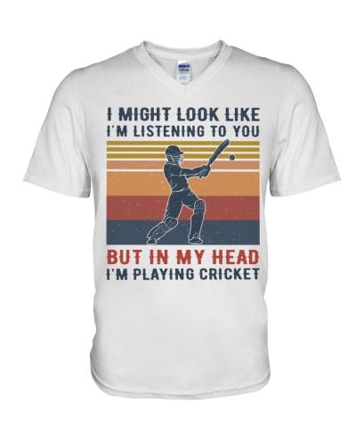 cricket in my head vintage